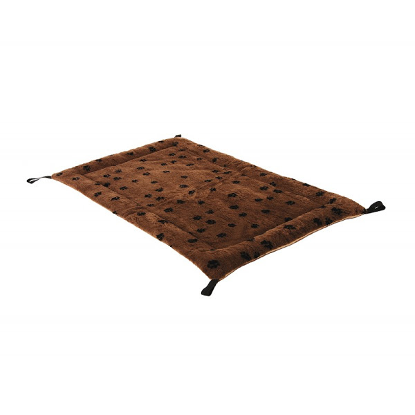 Fleece Pad Reversible Chocolate