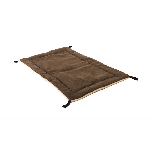 Fleece Pad Reversible Smoke